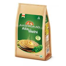 Aashirvaad Atta Methi 1 KG