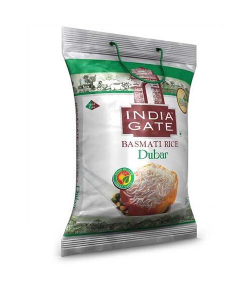 India Gate Basmati Rice Dubar