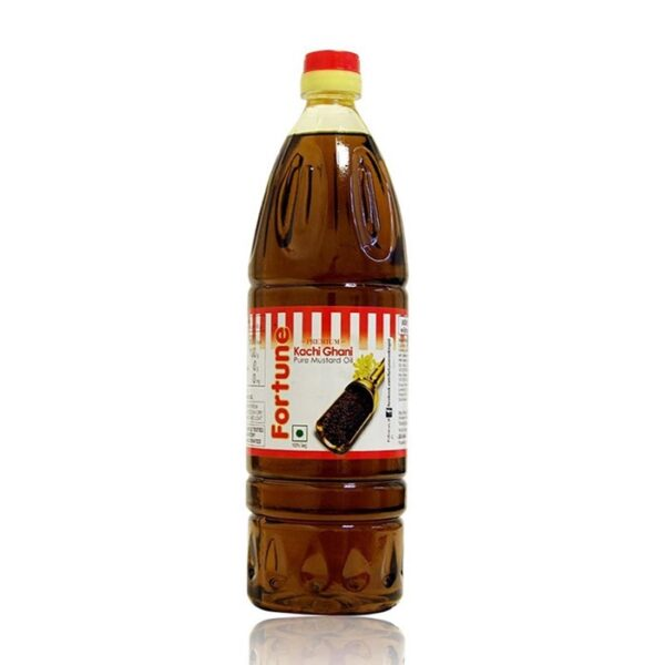 Fortune premium kachi ghani Mustered oil