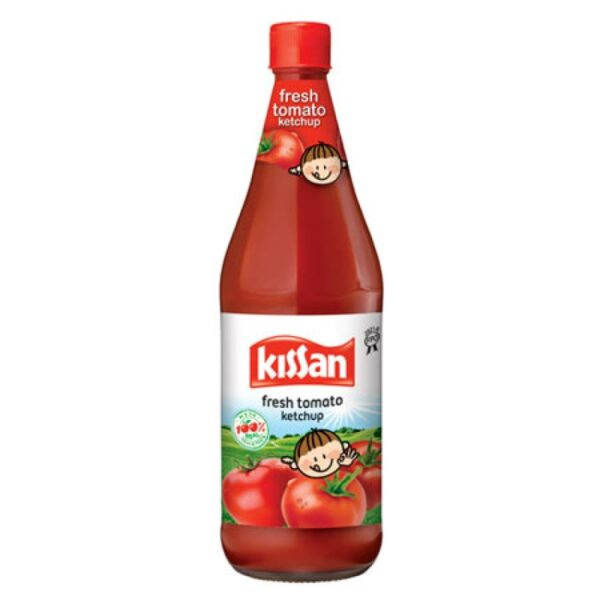 Kissan Fresh Tomato Ketchup 500 Gm