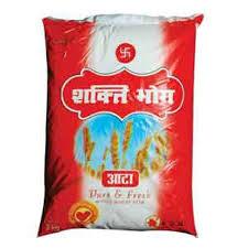 Shakti bhog whole wheat atta 10KG