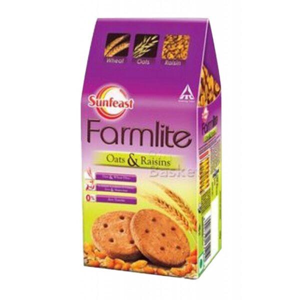 Sunfeast Farmlite Oats And Raisins 150gm
