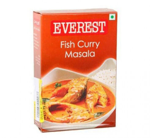 Everest Fish Curry Masala 50 gm
