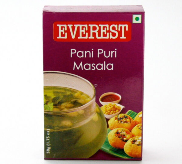 Everest Pani Puri Masala 50gm