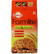 Sunfeast Farmlite Oats & Almonds 150 gm