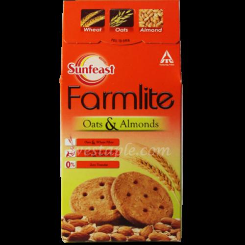 Sunfeast Farmlite Oats & Almonds 150 gm