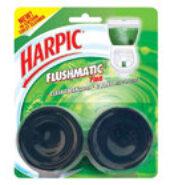 Harpic Flushmatic Twin Pine : 100 gms