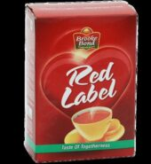 Red Label Tea – Natural Care