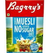 Baggry's No Aded Sugar Muesli 500G