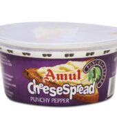 Amul Cheese Spread Pepper 200G