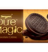 Britannia Pure Magic Chocolate Biscuits 100G