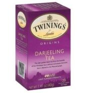 Twinings Darjeeling Tea Pack Of 25 Bags