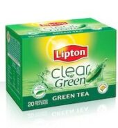 Lipton Clear Green Tea Pure Pack Of 20 Bags