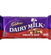 Cadbury Fruit N Nut 80G