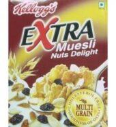 Kellogg's Extra Muesli Nut Delight 550G
