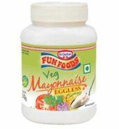 Fun Foods Eggless Mayonnaise 275G