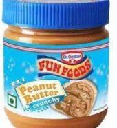 Fun Food Peanut Butter Crunchy 340G