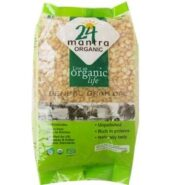 24 Mantra Organic Roasted Bengal Gram(Chana) Dal 500G