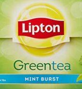 Lipton Clear Green Tea Mint Burst7 Pack Of 25 Bags