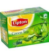 Lipton Green Tea Tulsi Natural 25 Bag