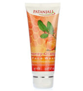 Honey & Orange Face Wash (Patanjali)