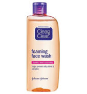 Foaming Face Wash (Clean & Clear)