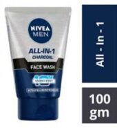 All In 1 Charcoal Face Wash (Nivea )
