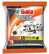 Gala Super Scrub Black