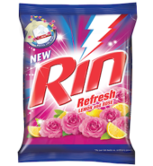 Rin Advanced Powder Lemon & Rose Fresh 1Kg