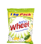 Wheel Green Lemon & Jasmine Powder 1Kg