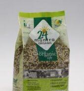 24 Mantra Organic Green Moong Chilka 500G