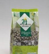 24 Mantra Organic Urad Dal (Chilka) 500G